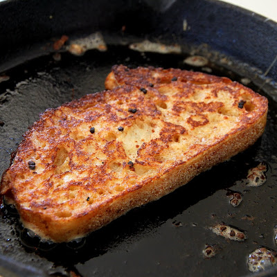 Orange Cardamom French2 Toast