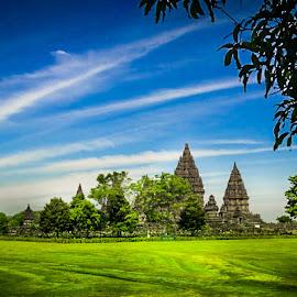 prambanan by Tito Pradipta - Instagram & Mobile Other ( indonesia, mobile photos, travel, prambanan )