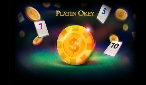 Okey - Platin Rummy Okey - screenshot