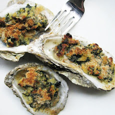 Sunday Brunch: Oysters Rockefeller