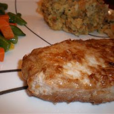 Seasoned Fried Pork Chops