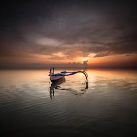Silent by Firman Hananda Boedihardjo - Landscapes Waterscapes