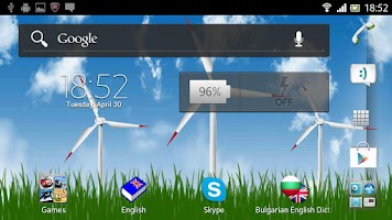 Screenshot of Wind Turbines Live HD+