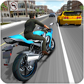 Game Moto Racer 3D APK for Kindle