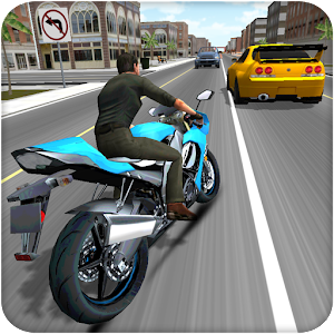 Moto Racer 3D For PC