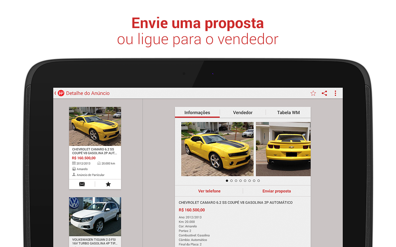 Webmotors - Comprar e Vender Screenshot 5