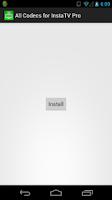 Screenshot of InstaTV Pro Plugin Installer