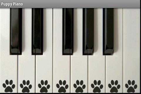 Puppy Piano Free