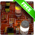 Old Circuit free icon