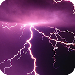 Storm HD Live Wallpaper APK Image