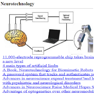 Neurotechnology Updates - screenshot