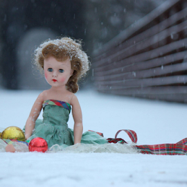 Whimsical Dolly by Julie Evenson - Artistic Objects Toys (  )