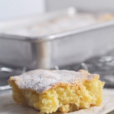 Russian Apple Cake (Sharlotka)