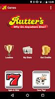 Screenshot of Rutter's Deals App