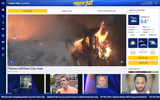 Screenshot of News 12