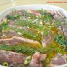 Lemon-Rosemary Marinade for Lamb