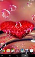 Screenshot of Love Live Wallpaper