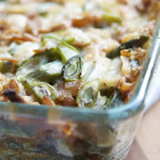 Green Bean Casserole by Kikkoman
