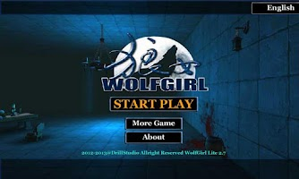 Screenshot of Wolf Girl