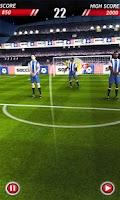 Screenshot of Soccer Kicks (Football)