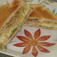 Auntie Andi's Egg Salad for Little's Little #1 Longmeadow