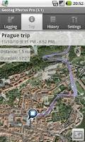 Screenshot of Geotag Photos Pro 1