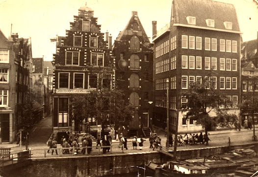 Round-up of Jews in Amsterdam, 26 May, 1943.