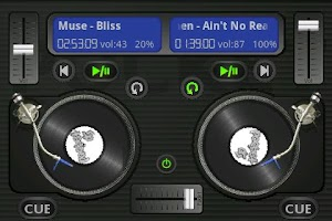 Screenshot of Pocket DJ Vintage FREE