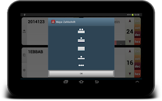 Screenshot of Numeral Systems Calculator