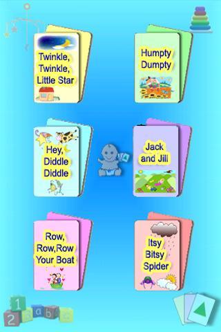 BB Nursery Rhymes 1