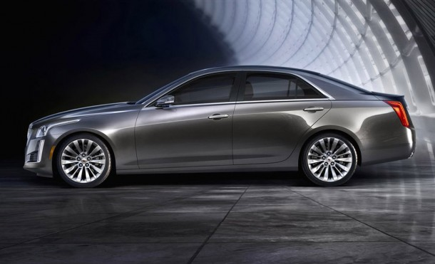 Cadillac CTS New York Auto Show