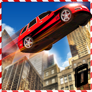Cover art Crazy Car Roof Jumping 3D