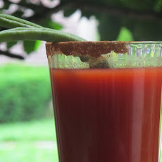 The Vanderbilt Bloody Mary Recipe