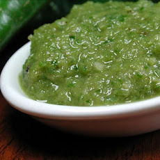 Green Curry Paste (Gaeng Kiow Wan)