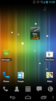 Screenshot of Free Memory Plus (RAM Widget)