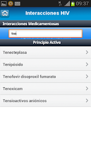 Interacciones Abbvie VIH - screenshot
