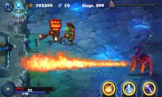 Screenshot of Defender II