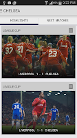 Screenshot of Football Soccer Highlights