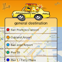 Taxi Share San Francisco icon