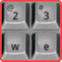 Large Keys Keyboard IME icon