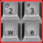 Large Keys Keyboard IME icon