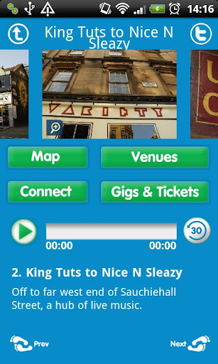 【免費生活App】Glasgow Music Tour Centre East-APP點子
