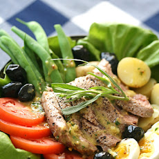 Salade Nicoise with Seared Tuna