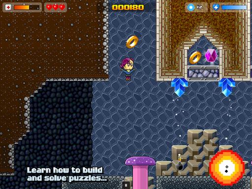 Sploder Arcade Creator - screenshot