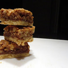 Maple Nut Goodie Bars