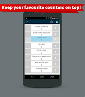Screenshot of Counter: Simple Tally Counter