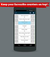 Screenshot of Counter: Tally Counter