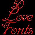Free Download Fonts for FlipFont Love Fonts APK for Samsung