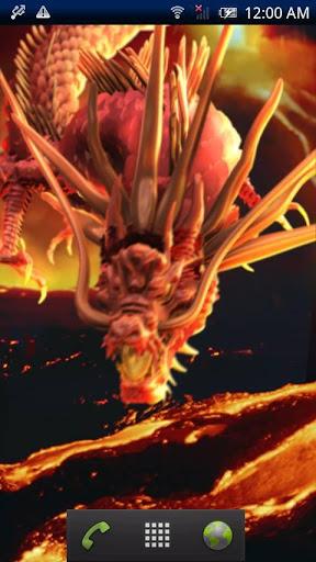 Lava Dragon-DRAGON PJ