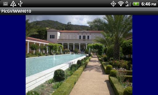 appeal of getty villa 105 intr